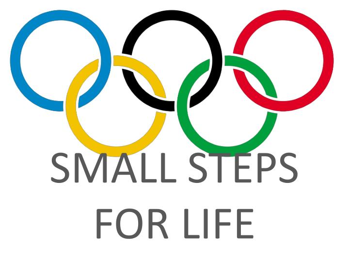 small steps for life n.