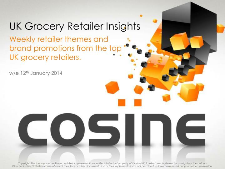 uk grocery retailer insights n.