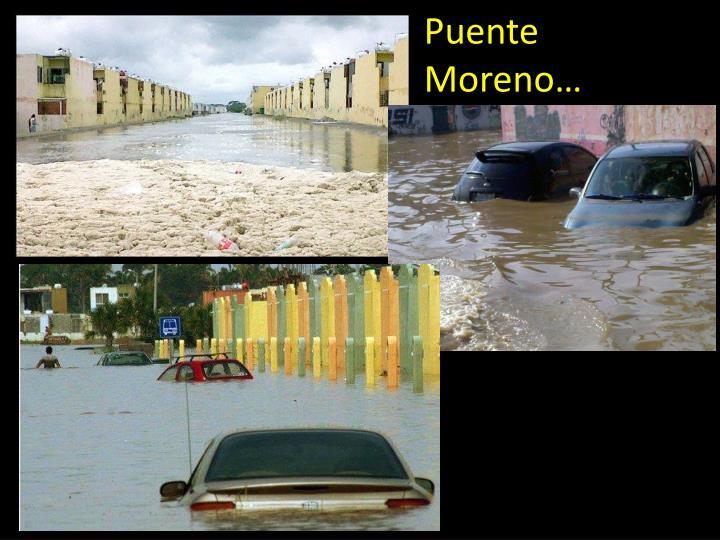 Puente Moreno…