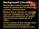 background literature1