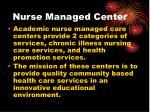 nurse managed center1