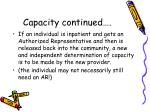 capacity continued1
