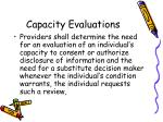 capacity evaluations2