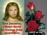 srce jezusovo v materi devici od svetega duha upodobljeno