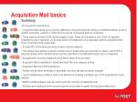 acquisition mail basics16