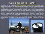 calcolo del seeing dimm