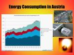 energy consumption in austria