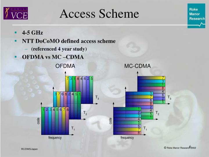 Access Scheme