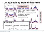 jet quenching from di hadrons3