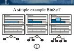 a simple example binset
