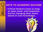keys to academic success5