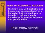 keys to academic success8