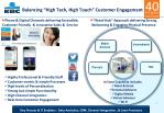 balancing high tech high touch customer engagement