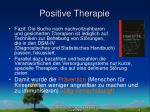 positive therapie1
