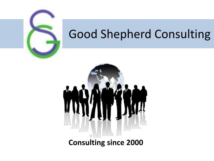 good shepherd consulting n.