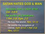 satan hates god man2
