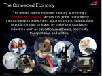 the connected economy