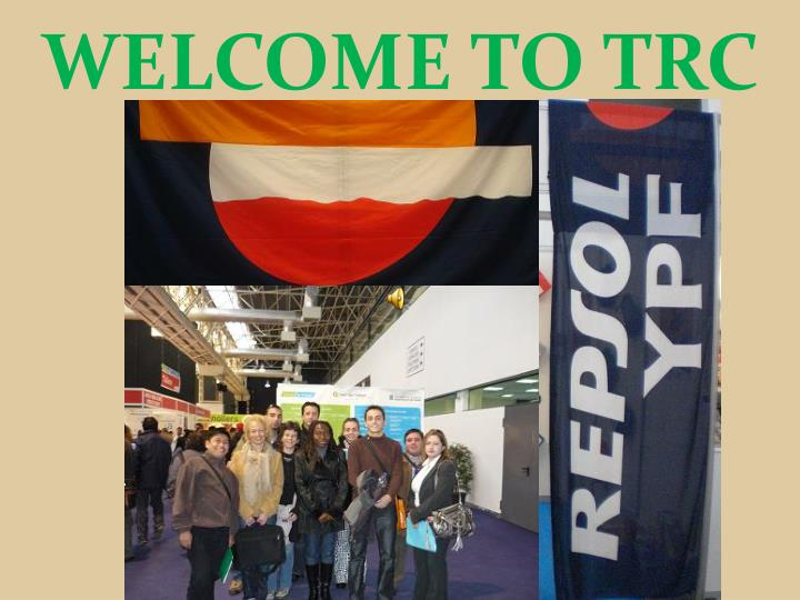 welcome to trc n.