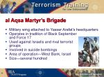al aqsa martyr s brigade