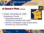 al qaeda s plots continued10