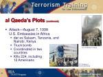 al qaeda s plots continued6