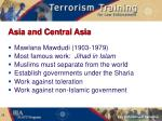 asia and central asia