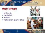 major groups
