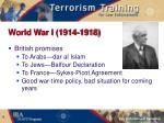world war i 1914 1918