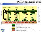 present application status