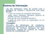 sistema de informa o2