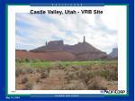 castle valley utah vrb site