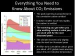 everything you need to know about co 2 emissions