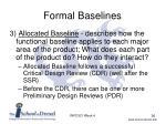 formal baselines3