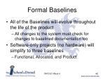 formal baselines7