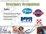 veterinary occupations3