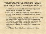 virtual channel connections vccs and virtual path connections vpcs