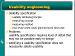 usability engineering1