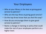 your employees