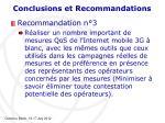 conclusions et recommandations1