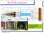 the na50 experiment