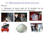 2 3 mantenimiento del interior de la caja1