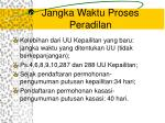 jangka waktu proses peradilan