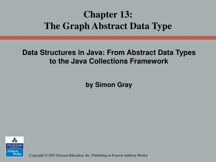 data structures in java from abstract data types to the java collections framework by simon gray n.