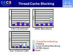 thread cache blocking1