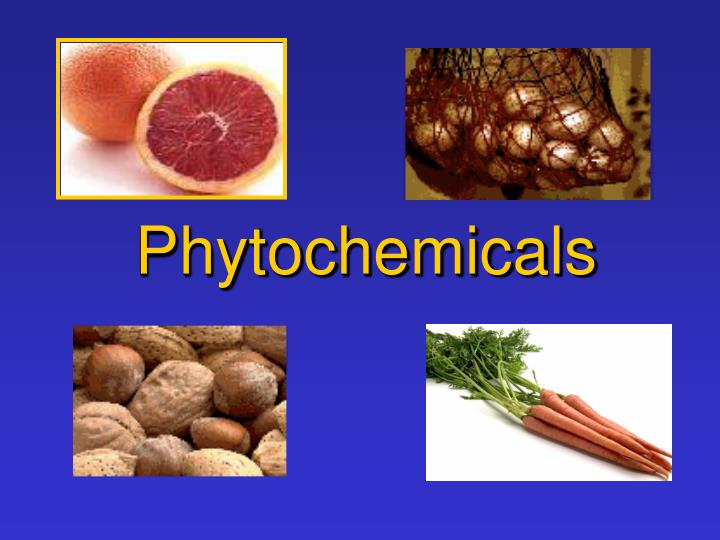 phytochemicals n.