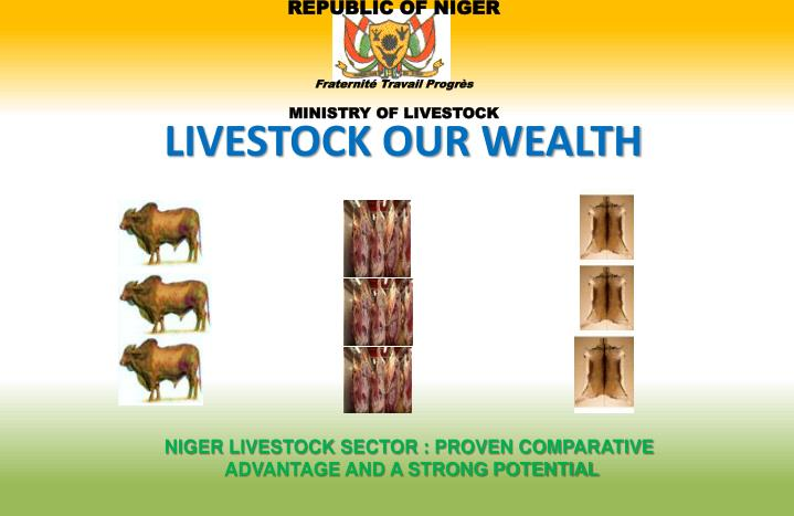 livestock our wealth n.