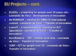 eu projects cont1