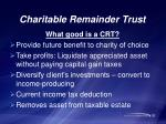 charitable remainder trust5