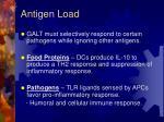 antigen load