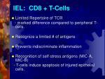 iel cd8 t cells